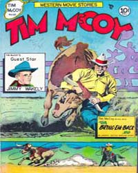 Tim Mccoy: Issue 20 Volume Issue 20 by Charlton Comics