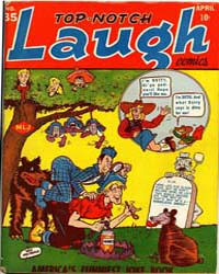 Top-Notch Laugh Comics: Issue 35 Volume Issue 35 by Mlj/Archie Comics