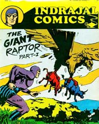 The Phantom: The Giant Raptor Part One: ... by Falk, Lee