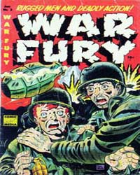 War Fury: Issue 3 Volume Issue 3 by Comic Media