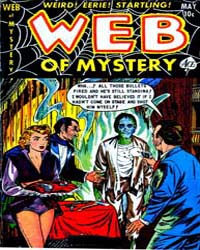 Web of Mystery: Issue 18 Volume Issue 18 by Ace Comics