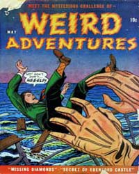 Weird Adventures: Issue 1 by Weird Adventures