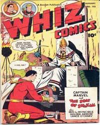 Whiz Comics: Issue 104 Volume Issue 104 by Fawcett Magazine
