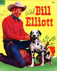Wild Bill Elliott: Issue 472 Volume Issue 472 by Dell Comics