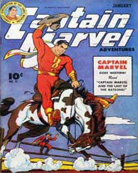 Captain Marvel : Issue 51 Volume Issue 51 by Parker, Bill