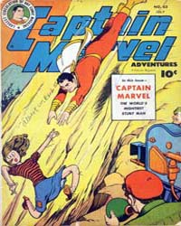 Captain Marvel : Issue 63 Volume Issue 63 by Parker, Bill