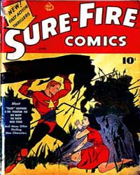 Sure-Fire Comics: Issue 1 Volume Issue 1 by Ace Comics