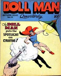 Doll Man Quarterly : Issue 14 Volume Issue 14 by Eisner, Will
