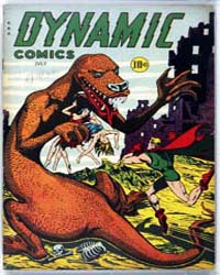 Dynamic Comics : Issue 21 Volume Issue 21 by Harry A Chesler Comics