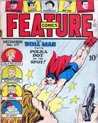 Feature Comics : Issue 117 Volume Issue 117 by Quality Comics