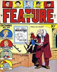 Feature Comics : Issue 129 Volume Issue 129 by Quality Comics