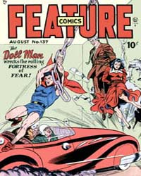 Feature Comics : Issue 137 Volume Issue 137 by Quality Comics