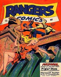 Rangers Comics: Issue 37 Volume Issue 37 by Fiction House