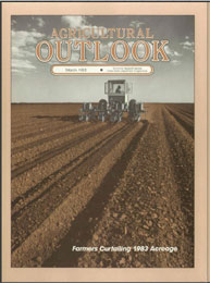 Agricultural Outlook : April 1983 Volume Issue April 1983 by Usda