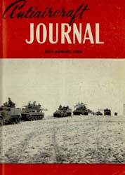 Antiaircraft Journal : July-August 1950 Volume 93, Issue 4 by Brady, Colonel W. I.