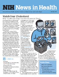 National Institutes of Health (Nih) News... Volume January 2008 ; Watch Your Cholesterol by Wein, Harrison
