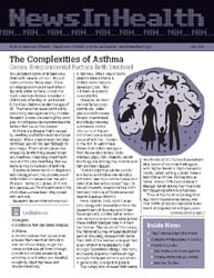 National Institutes of Health (Nih) News... Volume July 2006 ; The Complexities of Asthma by Wein, Harrison