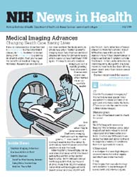 National Institutes of Health (Nih) News... Volume July 2008 ; Medical Imaging by Wein, Harrison