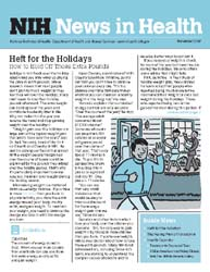 National Institutes of Health (Nih) News... Volume November 2007 ; Heft for the Holidays by Wein, Harrison