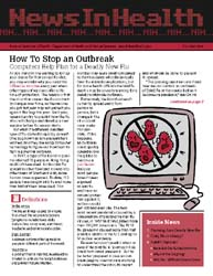 National Institutes of Health (Nih) News... Volume October 2005 ; How To Stop an Outbreak by Wein, Harrison