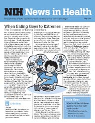 National Institutes of Health (Nih) News... Volume May 2007 ; When Eating Goes to Extremes by Wein, Harrison