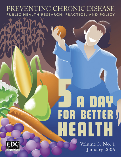 Preventing Chronic Disease Journal : Jan... by National Center for Chronic Disease Prevention and...