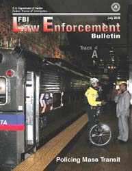 Fbi Law Enforcement Bulletin, July 2009;... by Scott, David