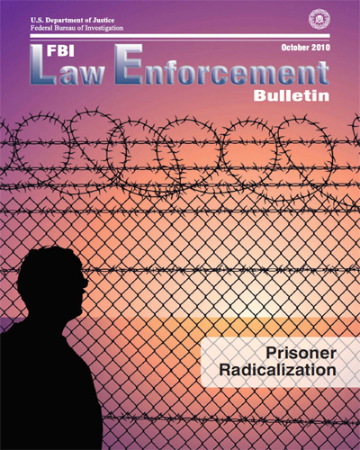 Fbi Law Enforcement Bulletin, October 20... by Ballas, Dennis
