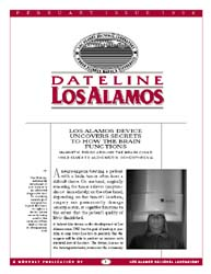 Dateline : Los Alamos; February 1996 Volume February 1996 by Coonley, Meredith
