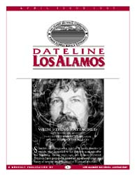 Dateline : Los Alamos; April 1997 Volume April 1997 by Coonley, Meredith