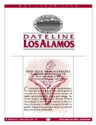 Dateline : Los Alamos; May 1996 Volume May 1996 by Coonley, Meredith