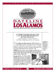 Dateline : Los Alamos; June 1996 Volume June 1996 by Coonley, Meredith