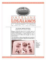 Dateline : Los Alamos; June-July 1999 Volume June-July 1999 by Coonley, Meredith