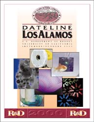Dateline : Los Alamos; September-October... Volume September-October 2000 by Coonley, Meredith