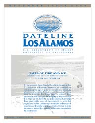 Dateline : Los Alamos; December 2000 Volume December 2000 by Coonley, Meredith
