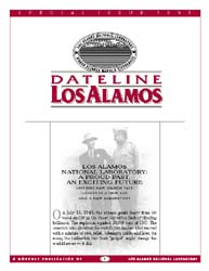 Dateline : Los Alamos; Special Anniversa... Volume Special Anniversary Issue 1995 by Coonley, Meredith