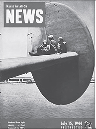 Naval Aivation News : July 15, 1944 Volume July 15, 1944 by U. S. Navy
