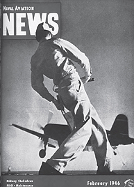 Naval Aviation News : February 1946 Volume February 1946 by U. S. Navy