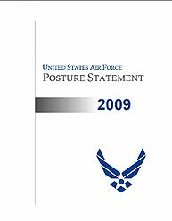 Usaf Posture Statement : 2009 by Donley, Michael B.