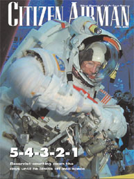 Citizen Airman Magazine; April 2005 Volume 57, Issue 2 by Tyler, Cliff