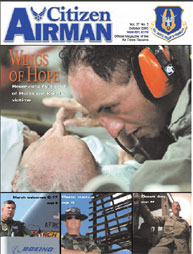 Citizen Airman Magazine; October 2005 Volume 57, Issue 5 by Tyler, Cliff