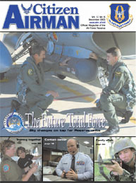Citizen Airman Magazine; December 2005 Volume 57, Issue 6 by Tyler, Cliff