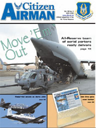 Citizen Airman Magazine; April 2006 Volume 58, Issue 2 by Tyler, Cliff