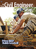 Air Force Civil Engineer : 2009 Volume 17, Issue 2 by Hood, Teresa