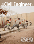 Air Force Civil Engineer : 2009 Volume 17, Issue 4 by Hood, Teresa