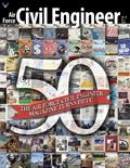Air Force Civil Engineer : 2010 Volume 18, Issue 1 by Hood, Teresa