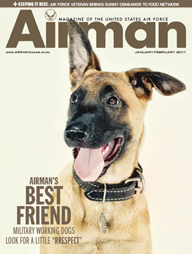 Airman Magazine : January-February 2011 Volume January-February 2011 by Pritchett, James B.
