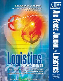Air Force Journal of Logistics : 2007 Volume 32, Issue 1 by Rainey, James C.
