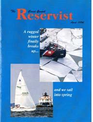 The Reservist Magazine : April 1994 by Kruska, Edward J.