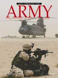 Army Magazine : January 2004 Volume 54, Issue 1 by French, Mary Blake
